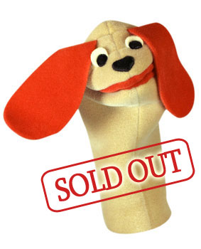 Sudsy Dog Sold Out
